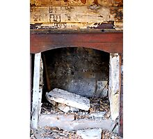 Stories Around the Old Fireplace - Premer NSW Photographic Print