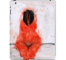 "Naked Girl Painting ""Pleasure"" iPad Case/Skin"
