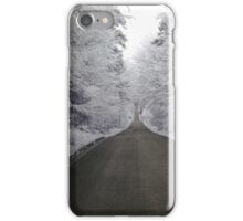 Way in infrared iPhone Case/Skin