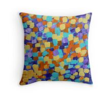 ABSTRACT EXPRESSION Throw Pillow