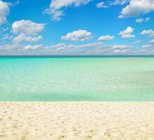 Varadero Beach, Cuba by Atanas Bozhikov Nasko