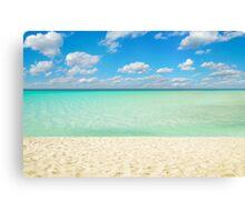 Varadero Beach, Cuba Canvas Print