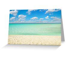 Varadero Beach, Cuba Greeting Card