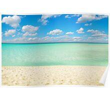 Varadero Beach, Cuba Poster
