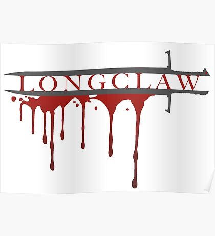Longclaw Poster