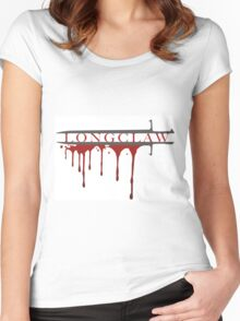 Longclaw Women's Fitted Scoop T-Shirt