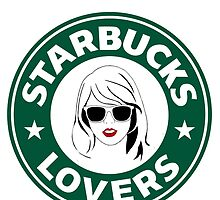 Starbucks Lovers by redboxbluebox