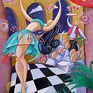 Belly Dancer by nancy salamouny