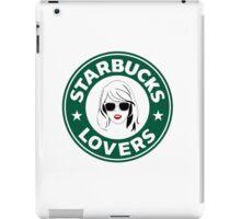 Starbucks Lovers iPad Case/Skin