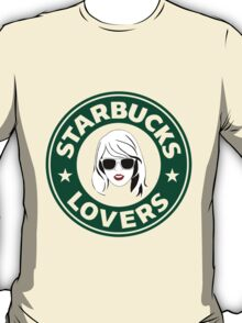 Starbucks Lovers T-Shirt