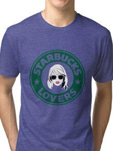 Starbucks Lovers Tri-blend T-Shirt