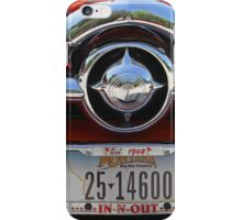 Ford Bullet iPhone Case/Skin