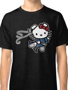 kitty Street Fighter Classic T-Shirt