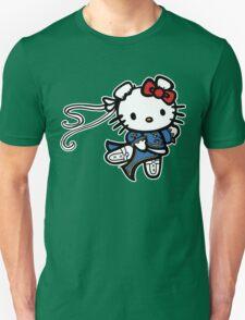 kitty Street Fighter Unisex T-Shirt