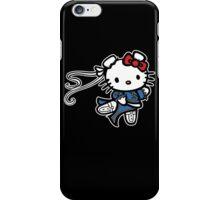 kitty Street Fighter iPhone Case/Skin