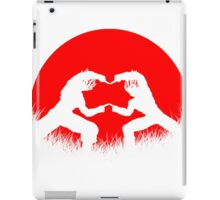 Dragon ball Z - Fusion !  iPad Case/Skin