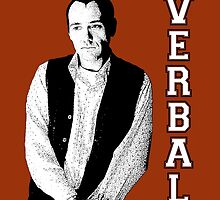 Verbal Kint by Andrew Alcock