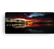 "A Photographers Life "" Panoramic"" Canvas Print"
