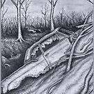 Peacefully Forgotten III by Sean Phelan