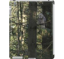 Possessing the pine iPad Case/Skin