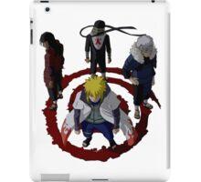 Naruto - Hokage !  iPad Case/Skin