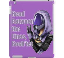 Between the Lines, Bosh'tet - Tali iPad Case/Skin