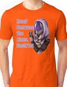 Between the Lines, Bosh'tet - Tali Unisex T-Shirt