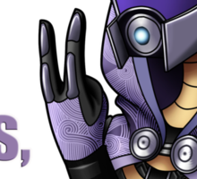 Between the Lines, Bosh'tet - Tali Sticker