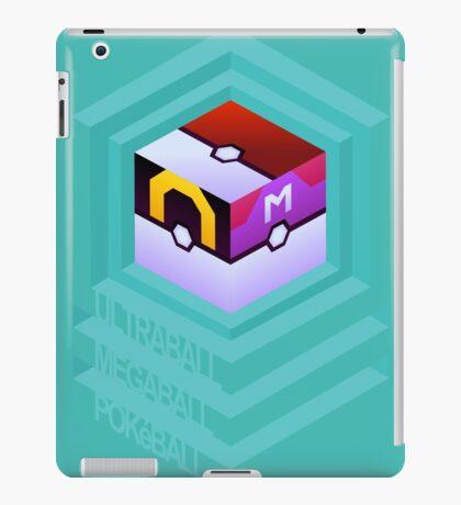 PokéCube Phone Cover iPad Case/Skin