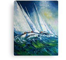 The Tall Ships' Races Canvas Print