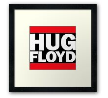 HUG FLOYD - RUN DMC Pacquiao by AiReal Apparel Framed Print
