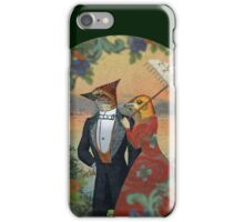 An Evening Stroll iPhone Case/Skin