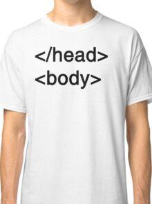 </head> <body> Classic T-Shirt