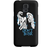 Doctor Who Don't Blink Samsung Galaxy Case/Skin