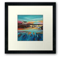 Earsary, Barra Framed Print