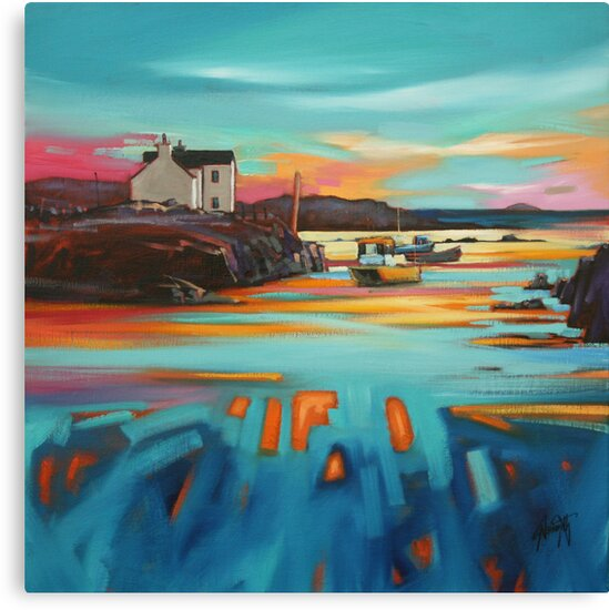 Earsary, Barra by scottnaismith