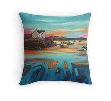 Earsary, Barra Throw Pillow