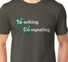 Breaking Bad - Teaching Computing Unisex T-Shirt