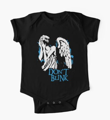 Doctor Who Don't Blink One Piece - Short Sleeve