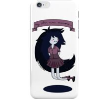 Marceline's Got an Awesome Plan iPhone Case/Skin