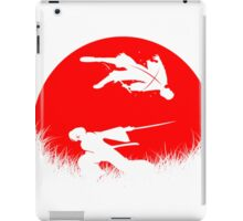 Naruto fight iPad Case/Skin