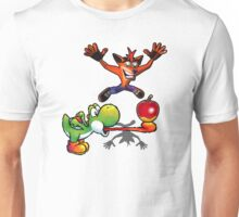 Apple challenge Unisex T-Shirt