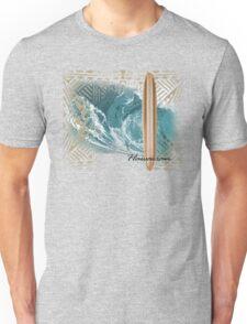 big wave Unisex T-Shirt