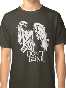 Doctor Who Don't Blink Classic T-Shirt
