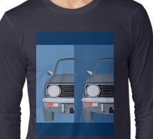 MINI CLUBMAN/1275GT IN BLUE Long Sleeve T-Shirt