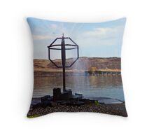 Vantage Fountain Throw Pillow