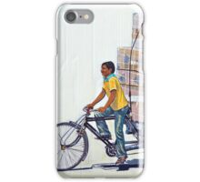 Rickshaw iPhone Case/Skin