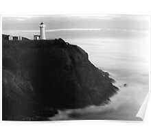 North Head Lighthouse Poster