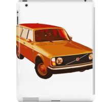 Volvo 245 iPad Case/Skin