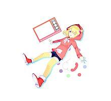 Kagamine Rin Photographic Print
